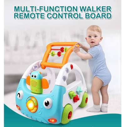 Baby 3in1 Baby Walker & Discovery Car image 1