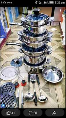 25Piece Cookware Set image 5