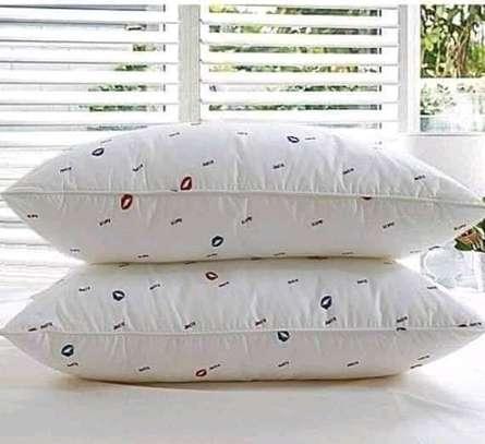 Comfy Pure fibre bed pillows image 1