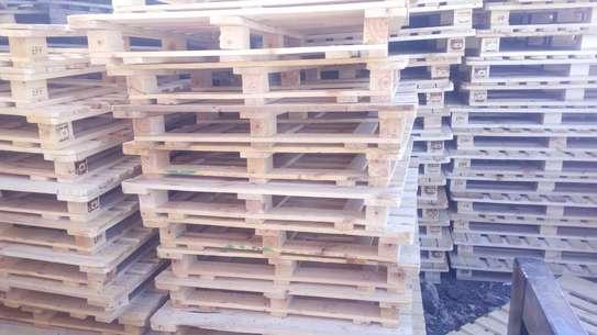 Wooden Pallets image 2