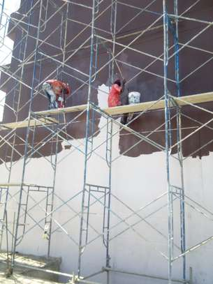Scaffolding ladders For Sale image 2