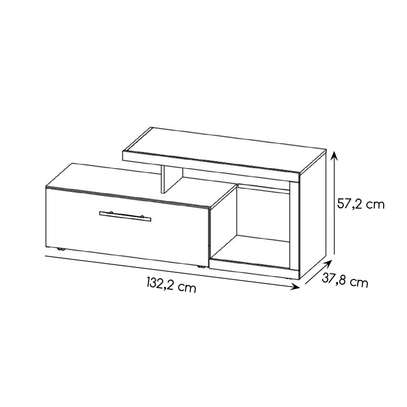TV STAND 1451 image 2