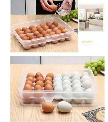 34 pieces egg tray