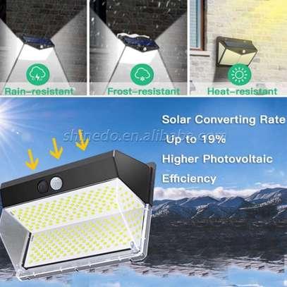 262 LED Solar Motion Sensor Lights Outdoor image 10