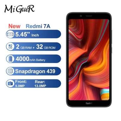 Redmi 7A - 5.45'',(2GB+16GB) (Dual SIM), 4G - Nebula image 1