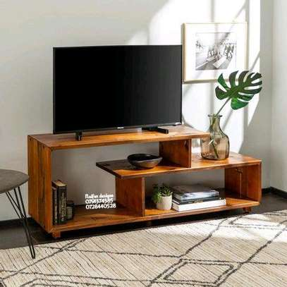 Wooden tv stands image 1