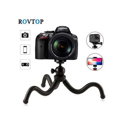 Flexible Portable Travel Octopus Tripods for camera and smartphone image 9