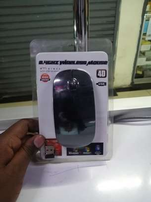 wireless mouse 4D image 1