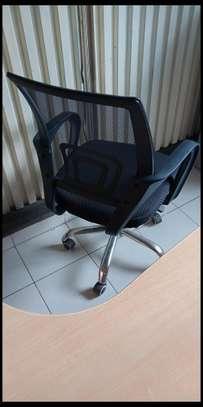 Factory make mesh chair image 1