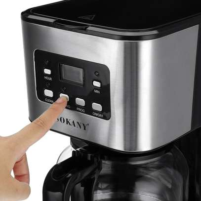 12 Cups Coffee Maker Machine 1.5L image 3