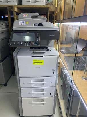ricoh  sp5200 photocopier machine image 1