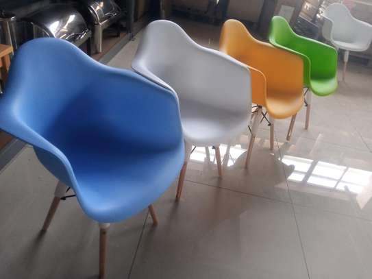 plastic chairs image 1