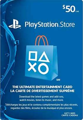 PSN Cards (Digital Delivery) image 3