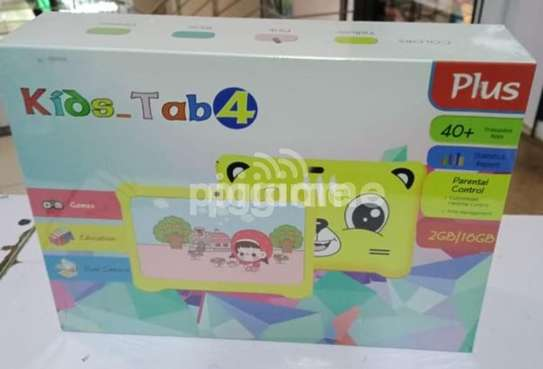 KIDS TABLETS 4GB2GB RAM 16GB STORAGE image 1