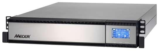 Mecer 3000VA 2U online Rackmountable UPS image 1