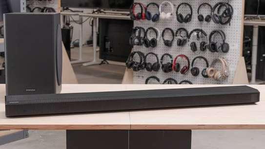 Samsung HW-Q70T 330W 3.1.2-Channel Soundbar System image 1