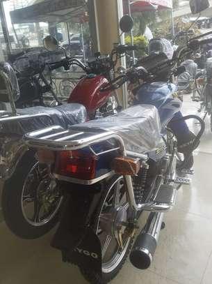 Skygo Motorbike year 2020 brand new 150 CC Ksh 107K image 5