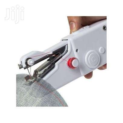 Portable Mini Sewing Machine. image 1