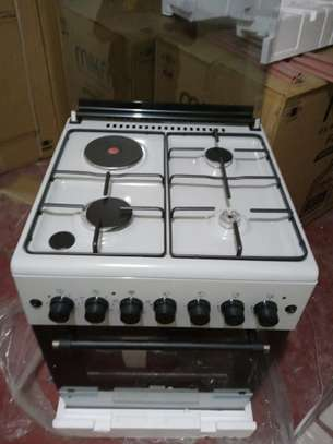 Mika four burners cooker..size 60*60