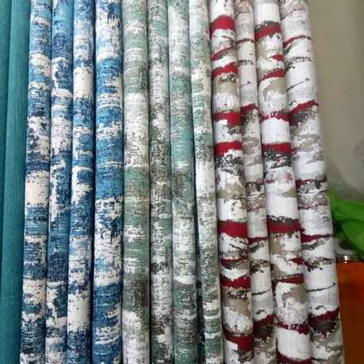 Nicely matched Curtains image 4