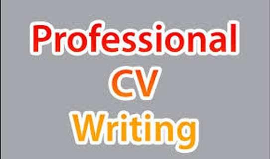 CV/Resume Writing image 1