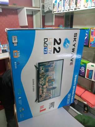22 Inch TV- Skywave Digital TV in shop+Delivery image 2