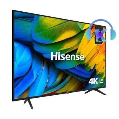 Hisense 75 inches Frameless Smart UHD-4K Digital TVs image 1