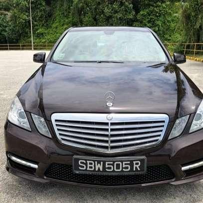 Ready to ship Mercedes Benz E-Class (E200)7G-Tronic Model image 1