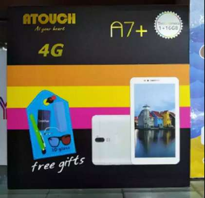 A-touch A7 Plus Kids Tablet 7.0 Inch