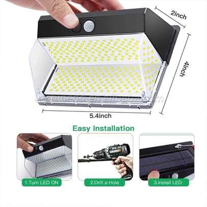 262 LED Solar Motion Sensor Lights Outdoor image 8