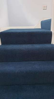 BLUE Wall to wall carpets image 8