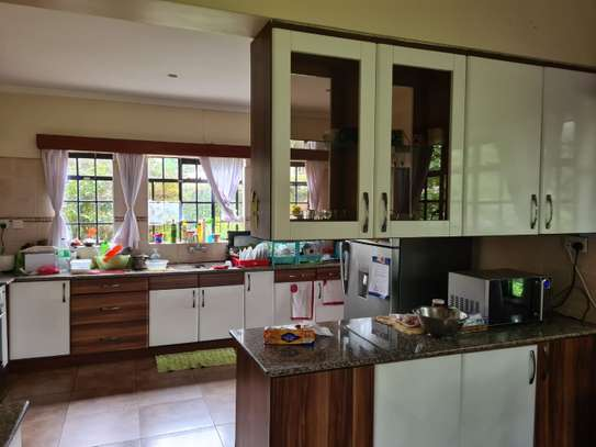 5 bedroom house for rent in Lower Kabete image 12