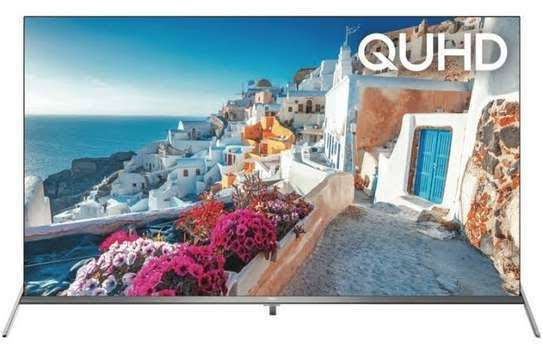 TCL 75 inches Q-LED Android Smart Digital 4K Tvs 75C715 image 1