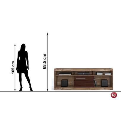 TV Stand Unit For Up To 60' TVs - Havana , DJ Moveis image 5