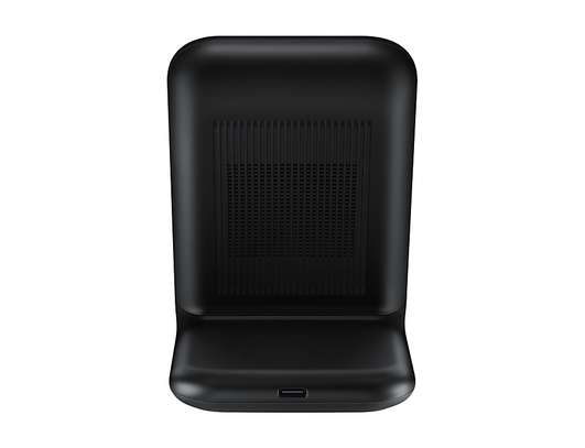 Samsung 15W Wireless Charger Stand with Cooling Fan image 3