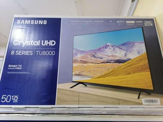 Samsung 50 inch smart crystal uhd 4k tu8000 image 1