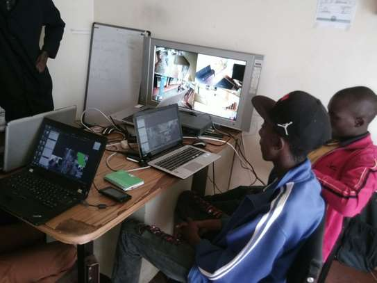 IP CCTV SECURITY, INSTALLATION, CONFIGURATION & BASIC NETWORKING COURSE image 8