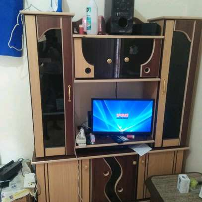 Ready Made Versatile Quality TV Wall Unit image 1