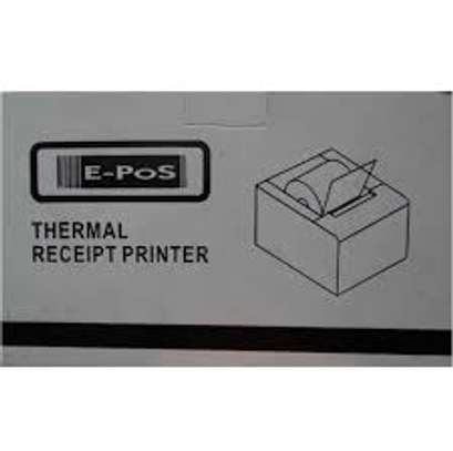 Epos Thermal Printer Tep 300 with serial,usb and ethernet interface image 1