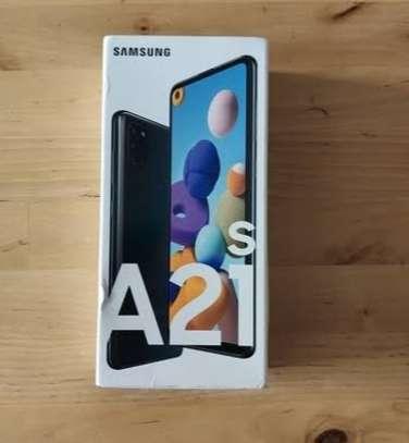 "Samsung Galaxy A21s - 6.5"" - 64GB ROM + 4GB RAM - Dual SIM image 1"