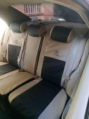 Auris Car Seat Covers image 9