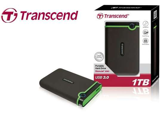 Brandnew Sealed 1TB and 2TB Transcend External Hard drives