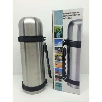 1.2L Stainless Steel Travel Bottle image 1