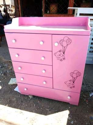 Chest of drawers  for both kids. image 1