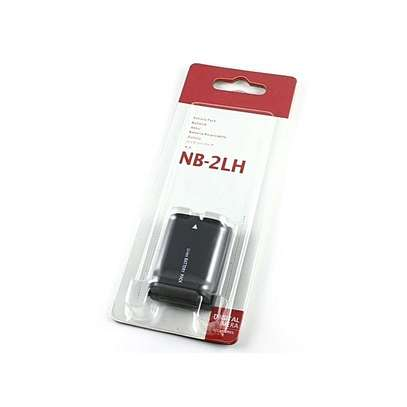 Canon NB-2LH Rechargeable Lithium-Ion Battery Pack image 5