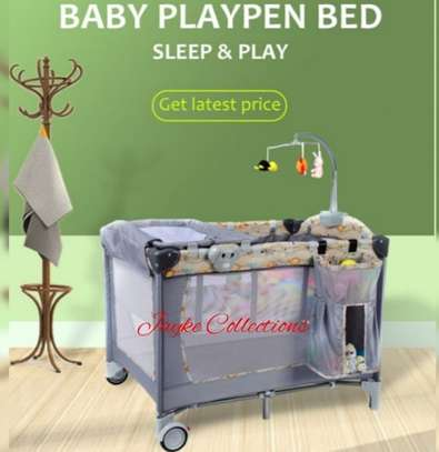Perfect travel cot this holiday season, baby travel bed/infant playpen & bassinet, playpen & cribs
