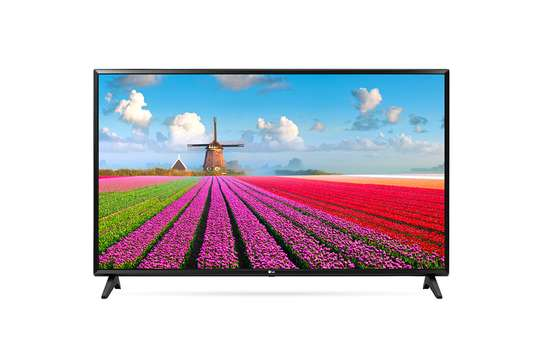 LG 55 Inches Smart TV UHD 4K Resolution With Magic Remote -55UK6300PVB image 1