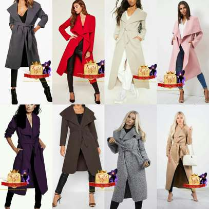 Warm Trench Coats From UK image 1