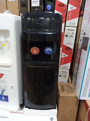 Mika hot and cold water dispenser with child lock