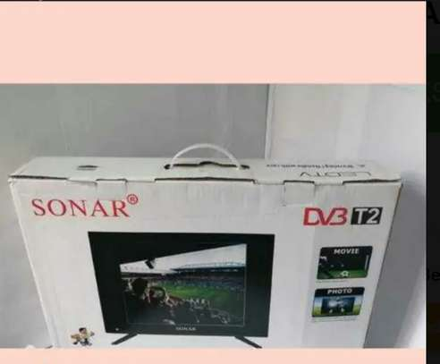 "Brand New Sonar LED Tv 22"" Available. image 1"
